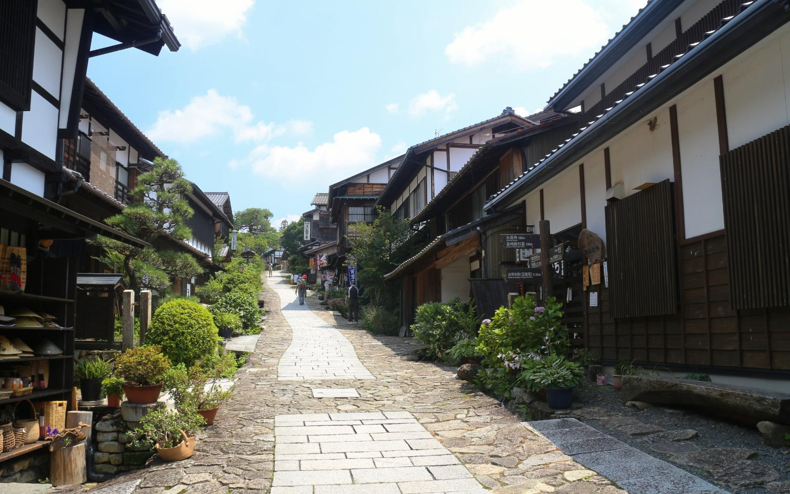 Top Things to Do in Gifu and Nagano Prefectures